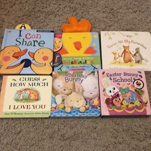 Lot of Board Books- Like New